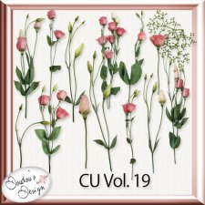 Vol. 19 Flowers Mix by Doudou Design