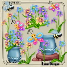 CU Vol 877 Spring by Lemur Designs