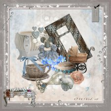 VOL 18 Vintage boy elements EXCLUSIVE byMurielle