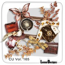 CU Vol 165 Christmas Winter Mix by Lemur Designs