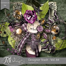Designer Stash Vol 84 - CU by Feli Designs