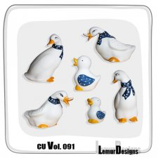 CU Vol 091 Duck by Lemur Designs