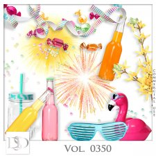 Vol. 0350 Party Mix by D's Design