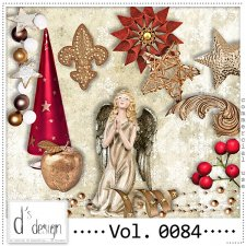 Vol. 0084- Christmas Mix by Doudou Design