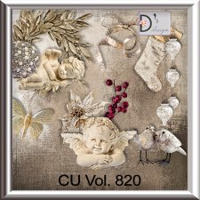 Vol. 820 christmas by Doudou Design