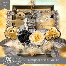 Designer Stash Vol 87 - CU by Feli Designs