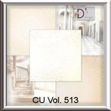 Vol. 513 Vintage Papers by Doudou Design