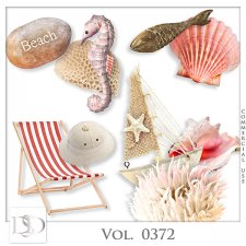 Vol. 0372 Sea Mix by D's Design