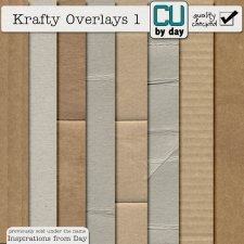 Krafty Overlays 1 - CUbyDay EXCLUSIVE