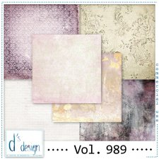 Vol. 989 Vintage papers by Doudou Design