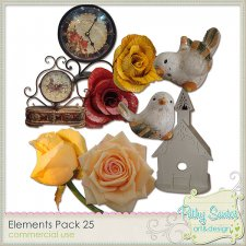 Elements PAck 25 by Pathy Design