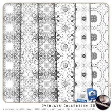 Overlays Collection 20 by MoonDesigns