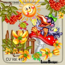 CU Vol 415 Autumn Fall