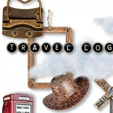 Vol 765 Travel World by Doudou Design