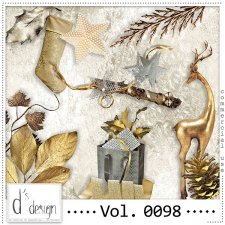Vol. 0098 Christmas Mix by Doudou Design