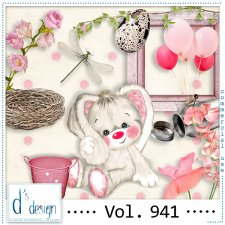 Vol. 941 Spring Mix by Doudou Design