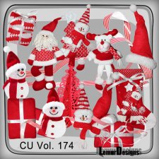 CU Vol 174 christmas by Lemur Designs
