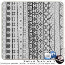 Overlays Collection 14 by MoonDesigns