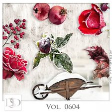 Vol. 0604 Winter Mix by D's Design