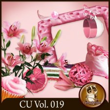 CU Vol 019 Flowers Mix by Lemur Designs