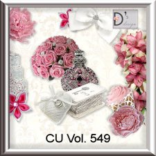 Vol. 549 Love Pack by Doudou Design