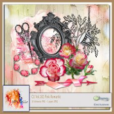 Vol 182 Pink Romantic EXCLUSIVE bymurielle
