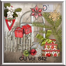 Vol. 842 christmas by Doudou Design