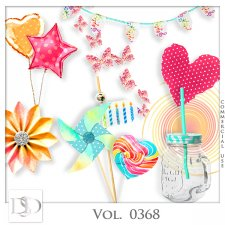 Vol. 0368 Party Mix by D's Design