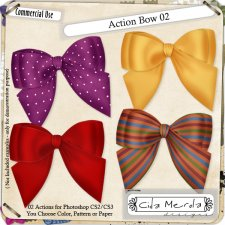 Bow 02 Action by Cida Merola