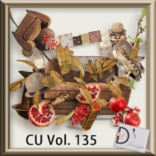 Vol. 135 Elements by Doudou Design