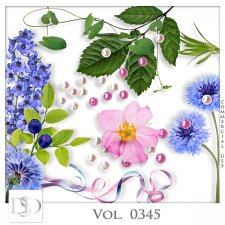 Vol. 0345 Nature Mix by D's Design