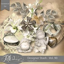 Designer Stash Vol 90 - CU by Feli Designs