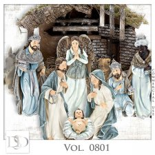 Vol. 0801 Nativity Mix by D's Design