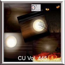 Vol. 445 Halloween Papers by Doudou Design