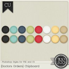Doctors Orders PS Styles Bundle by Just So Scrappy