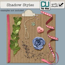Shadow Styles - CUbyDay EXCLUSIVE