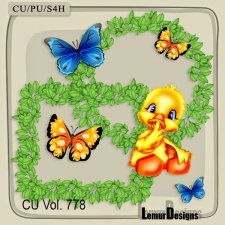CU Vol 778 Spring Mix by Lemur Designs