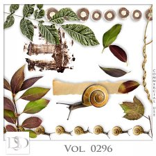 Vol. 0296 Autumn Nature Mix by D's Design