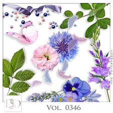 Vol. 0346 Nature Mix by D's Design