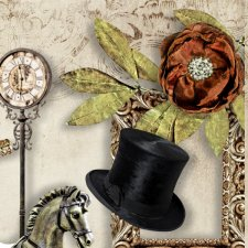 Vol. 860 vintage elements by Doudou Design