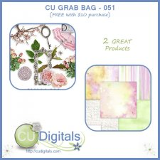 CU Scrap Grab Bag 051