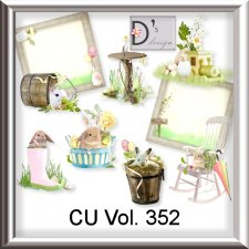 Vol. 352 Spring Summer Mix by Doudou Design