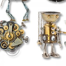 Vol. 659 Steampunk Mix by Doudou Design