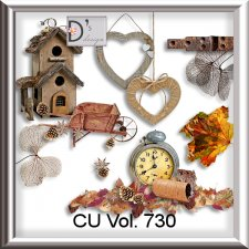 Vol. 730 by Doudou Design