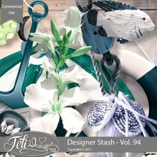 Designer Stash Vol 94 - CU by Feli Designs