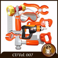 CU Vol 007 Tool by Lemur Designs