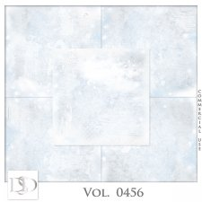 Vol. 0456 Winter Papers by D's Design