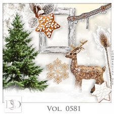 Vol. 0581 Winter Mix by D's Design