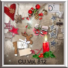 Vol. 812 christmas by Doudou Design