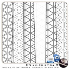 Overlays Collection 22 by MoonDesigns